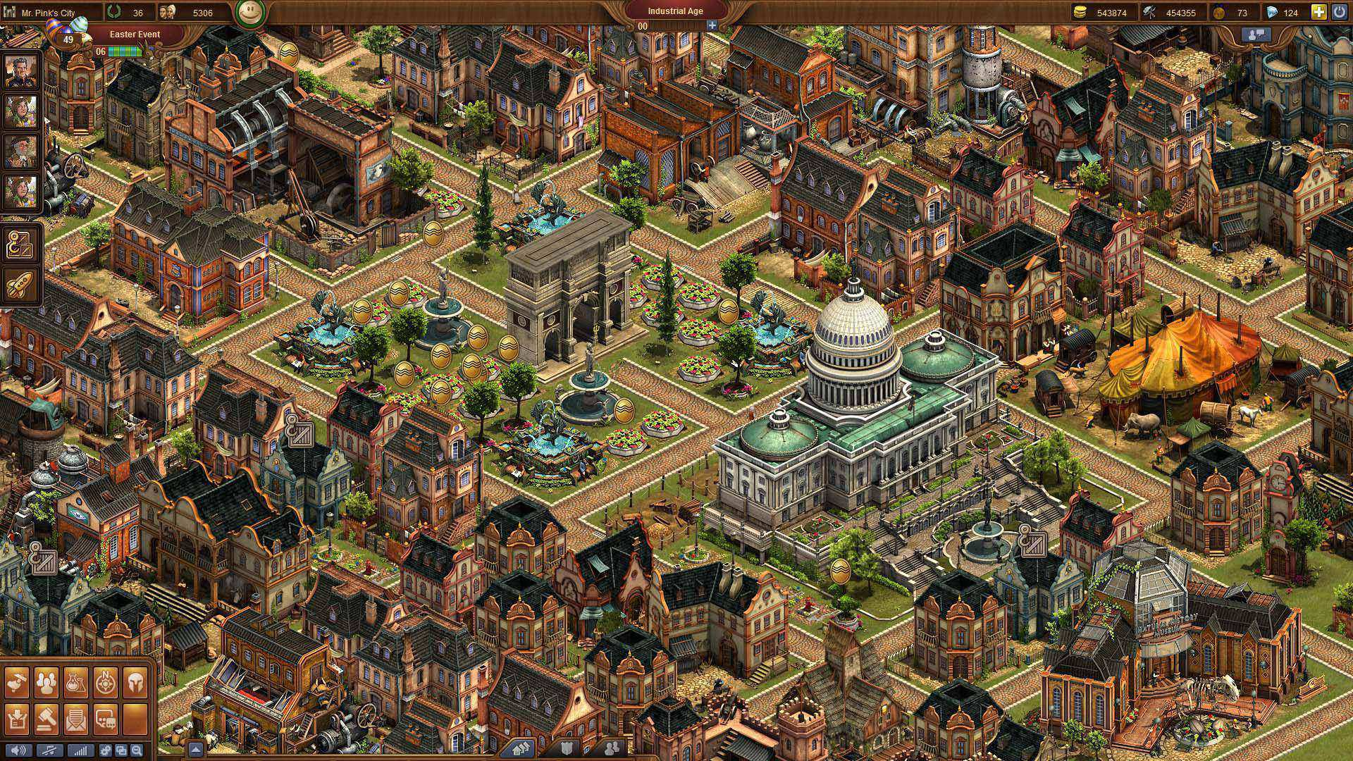 Forge of Empires – free2play-gaming