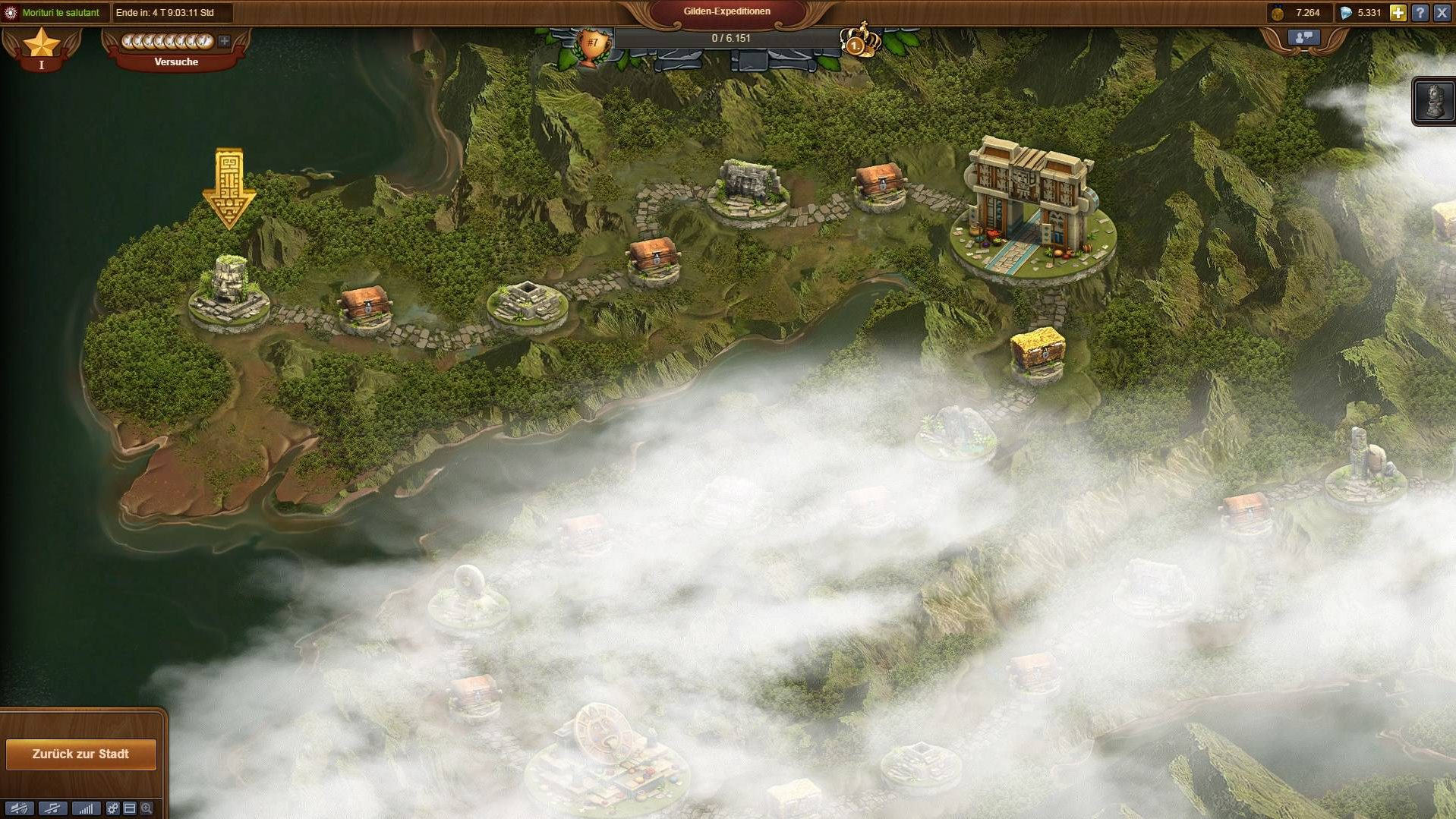 Forge of Empires Expedition