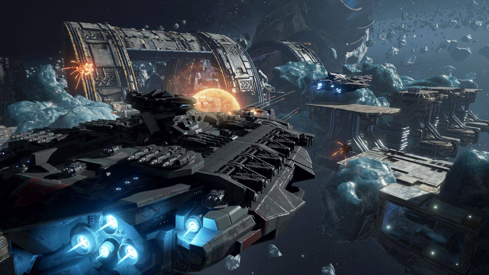 Dreadnought Space